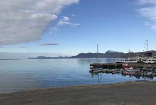 Hamn i Svalbard