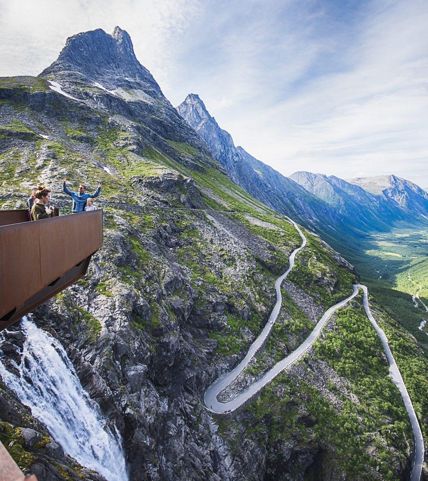 Geiranger Norge Foto av Agurtxane Concellon