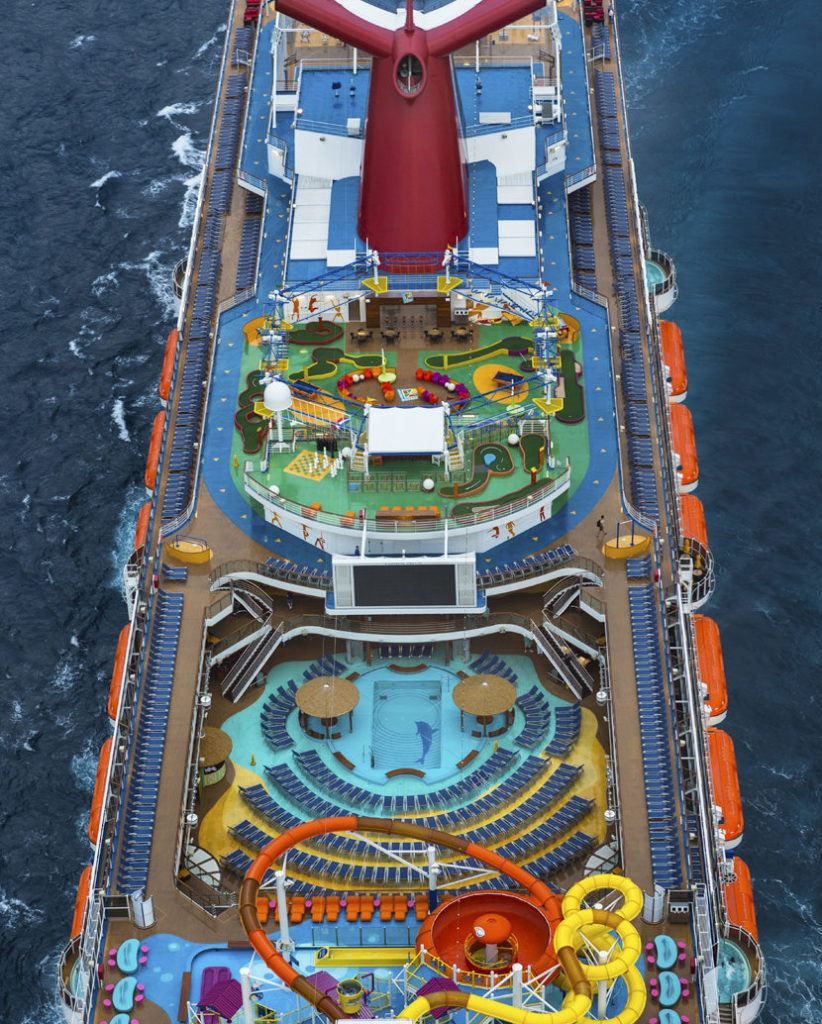 Ombord Carnival Breeze