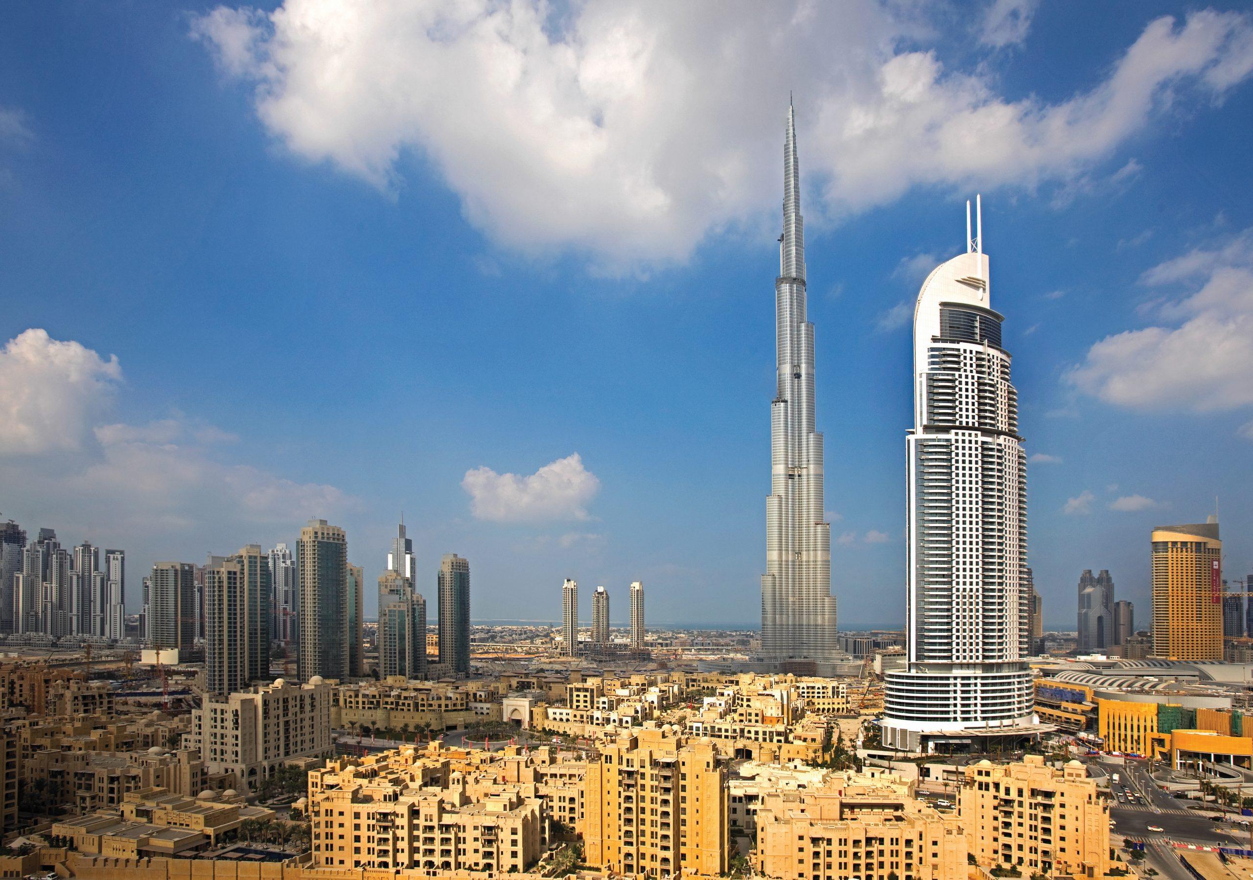 Dubai stad