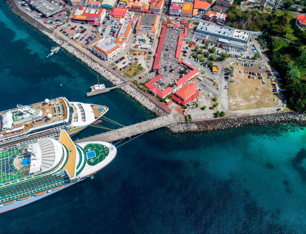 Grenada port