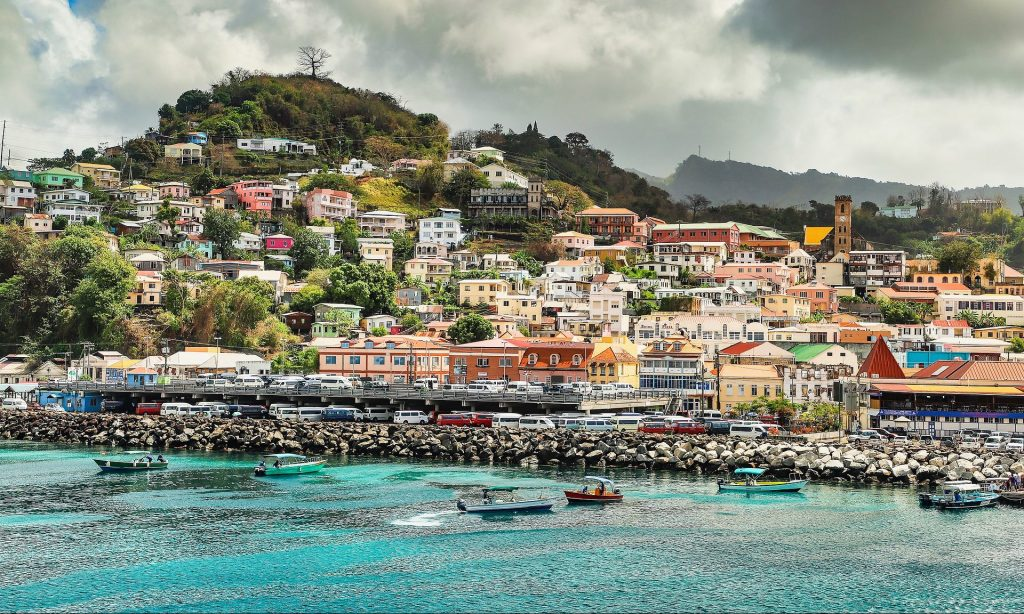 Grenada St Georges