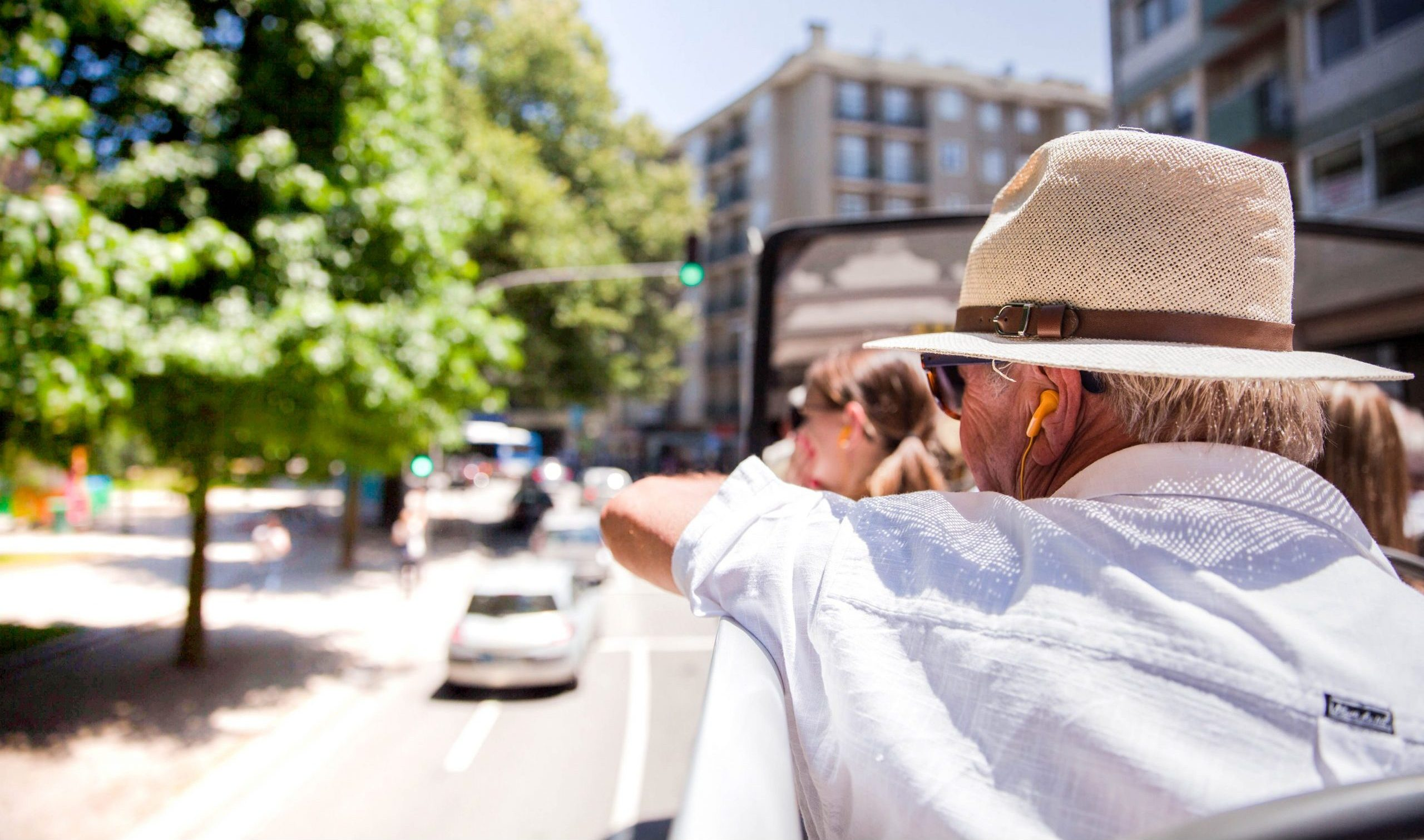 Guidad busstur i Porto Portugal