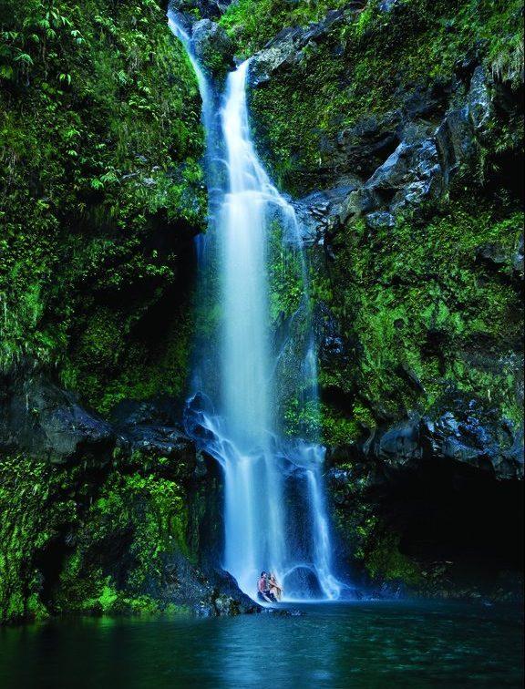 Hawaii vattenfall