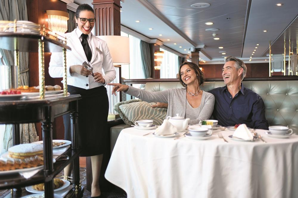 oceania cruises service