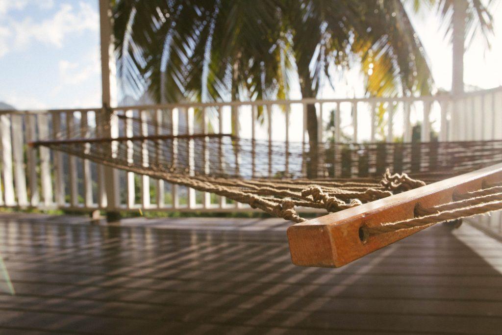 st lucia hammock