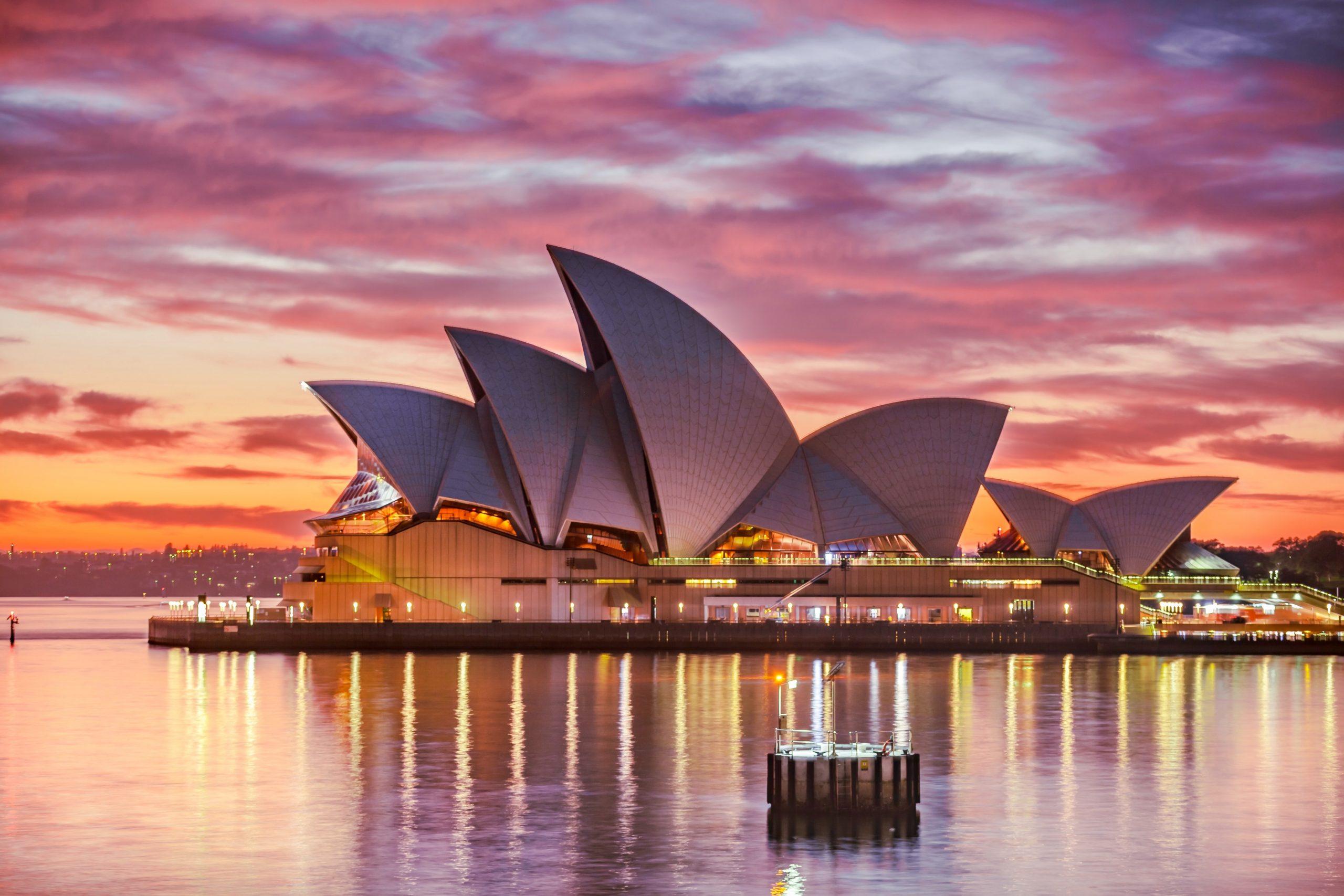 Sydney operahuset