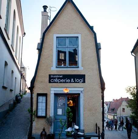 Creperie Visby