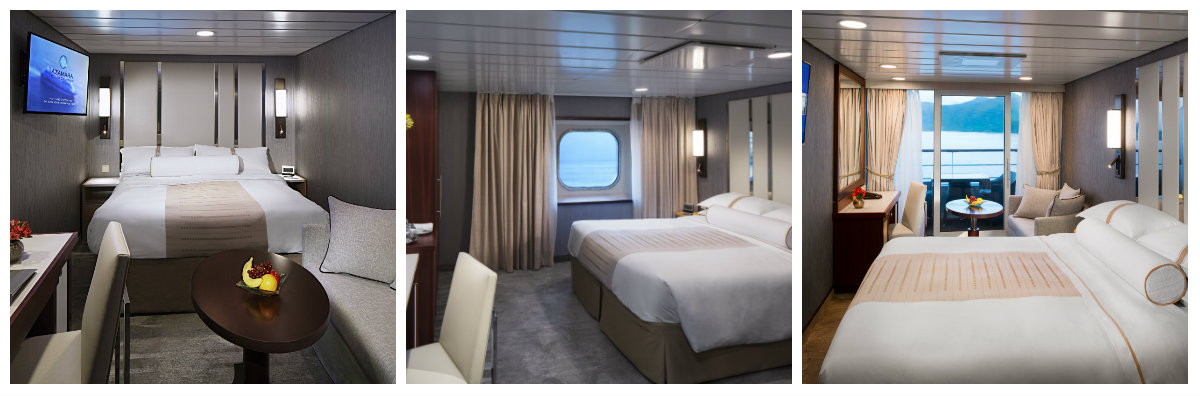 Hytter ombord Azamara Journey