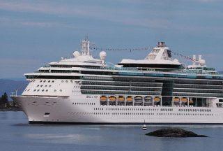 Royal Caribbean kryssningsfartyg Jewel of the seas
