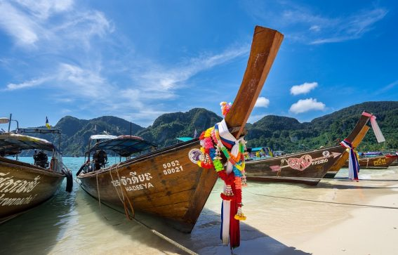 phuket boat thailand