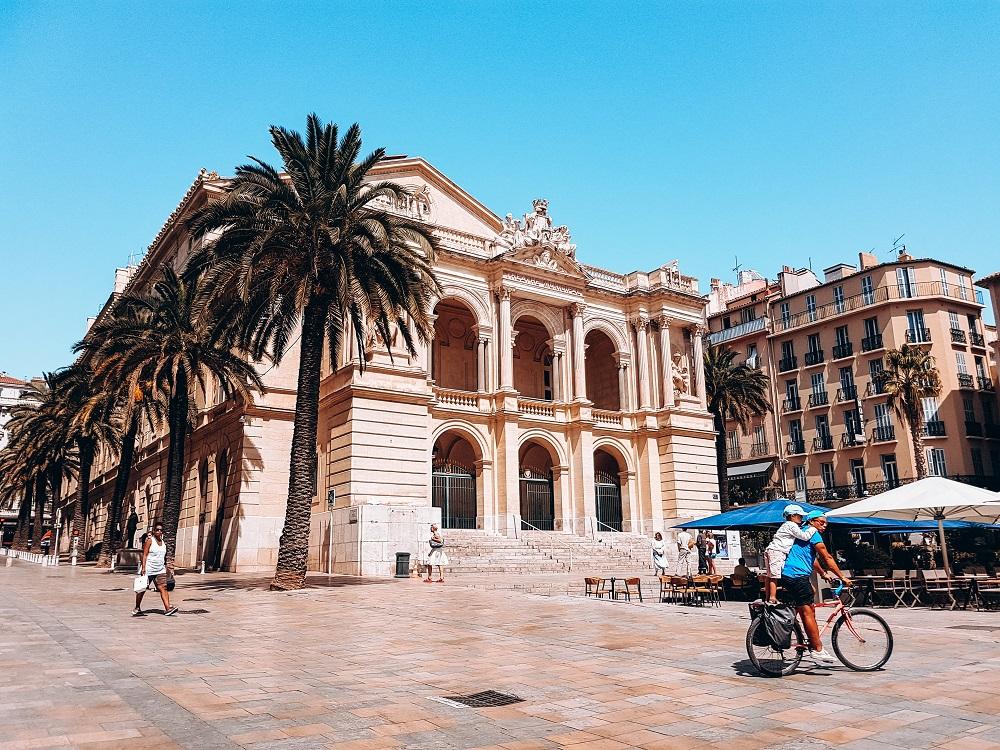 Toulon frankrike