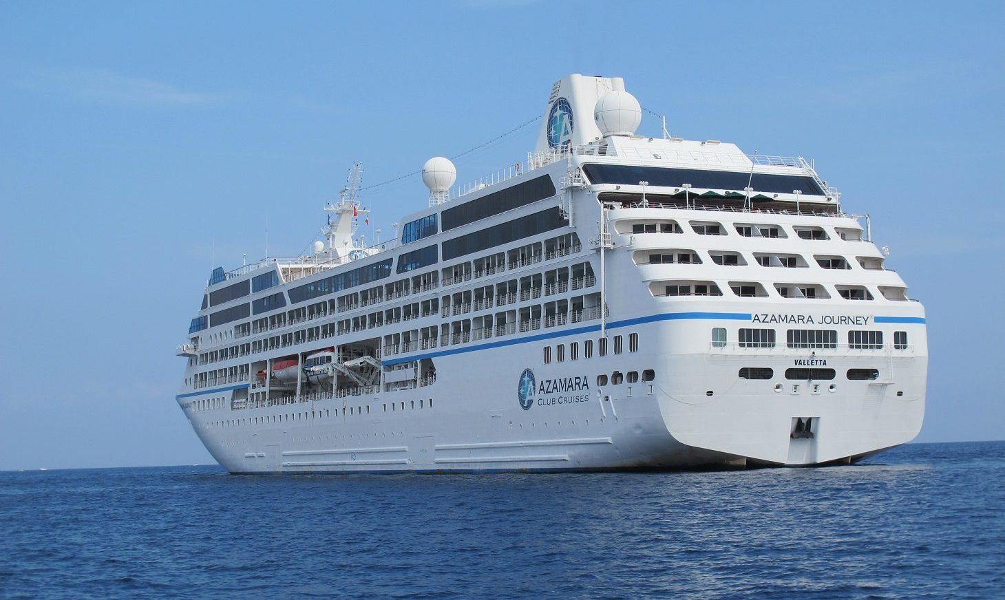 Azamara Journey kryssningsfartyg