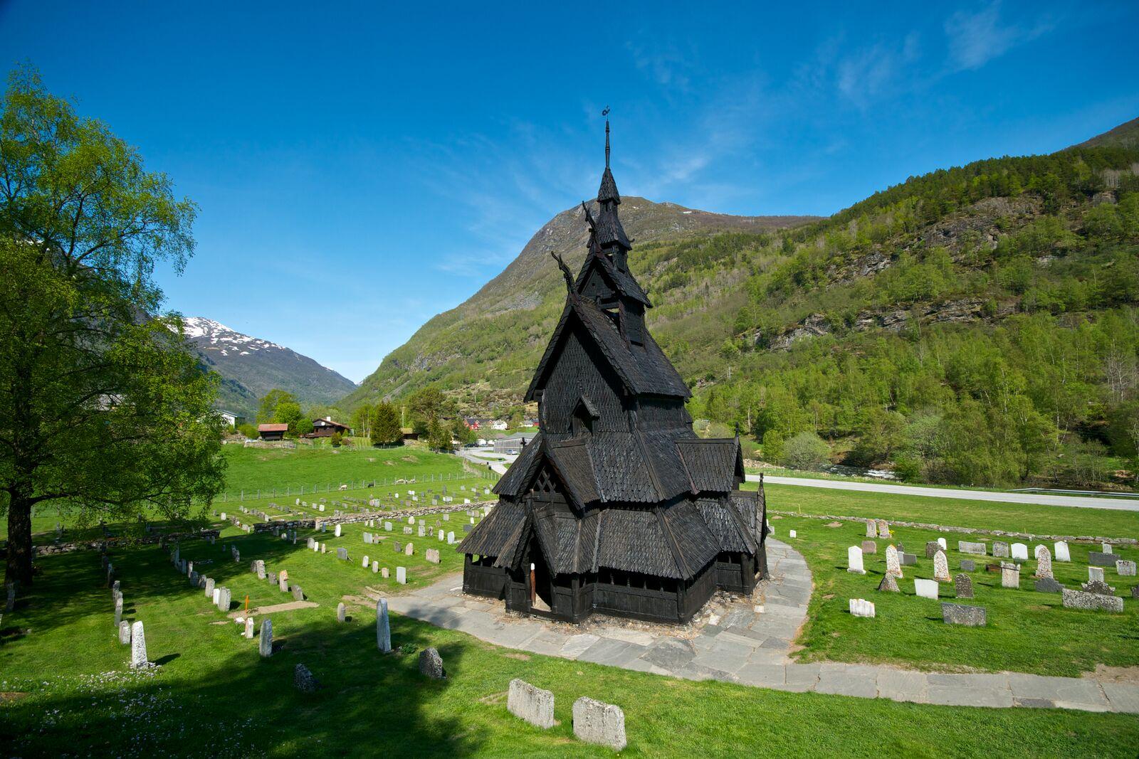 Borgund kyrka Ålesund