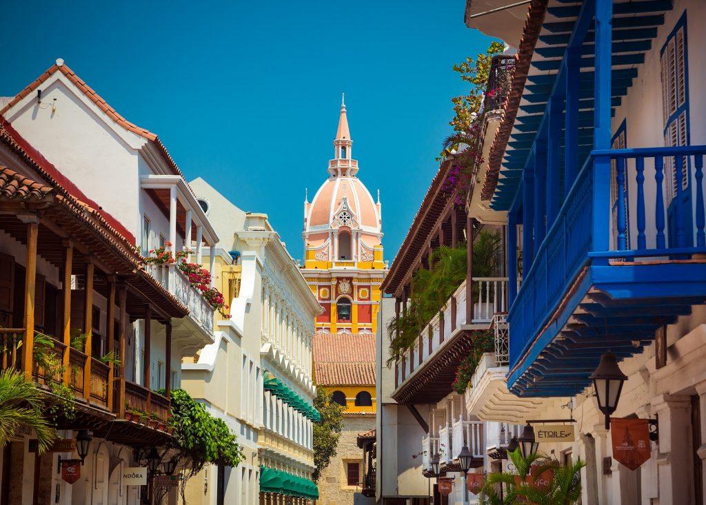 Cartagena stad, Colombia