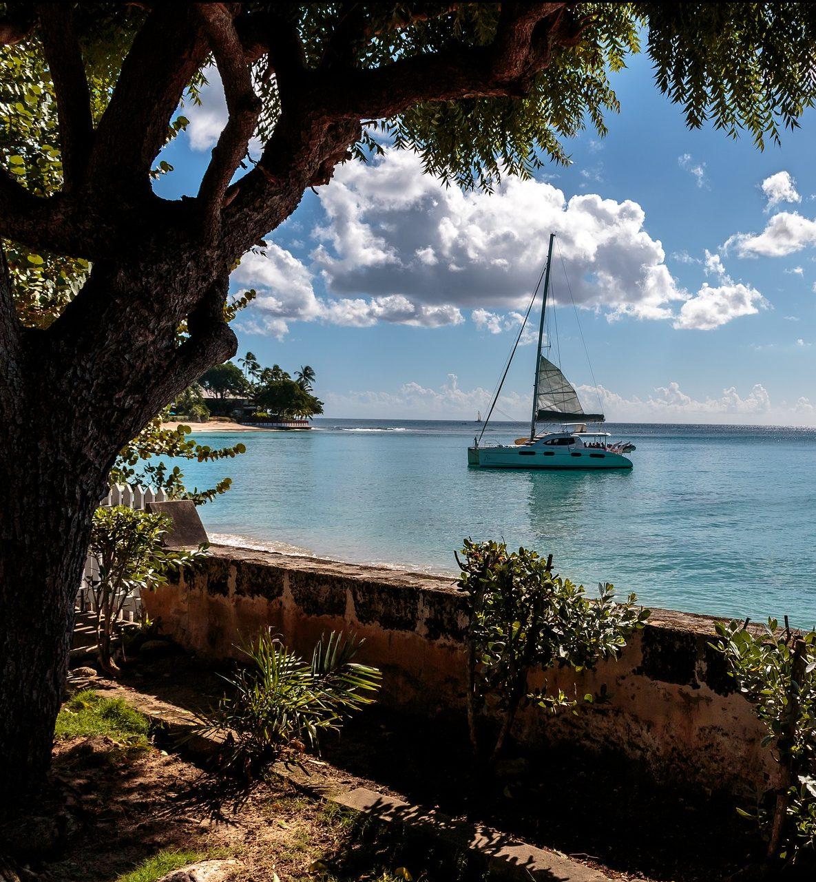 Clearwater Villa havsutsikt på Barbados