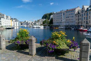 Alesund Norge