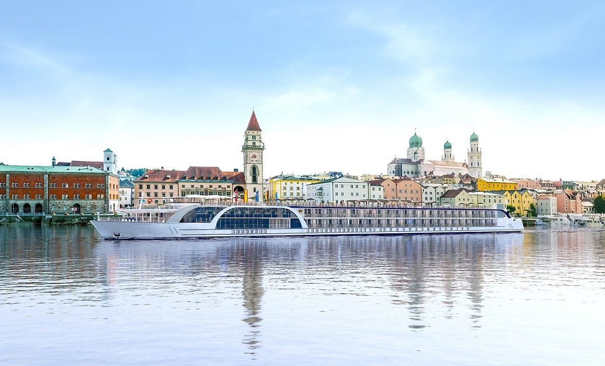 M/S AMA Magna i Passau