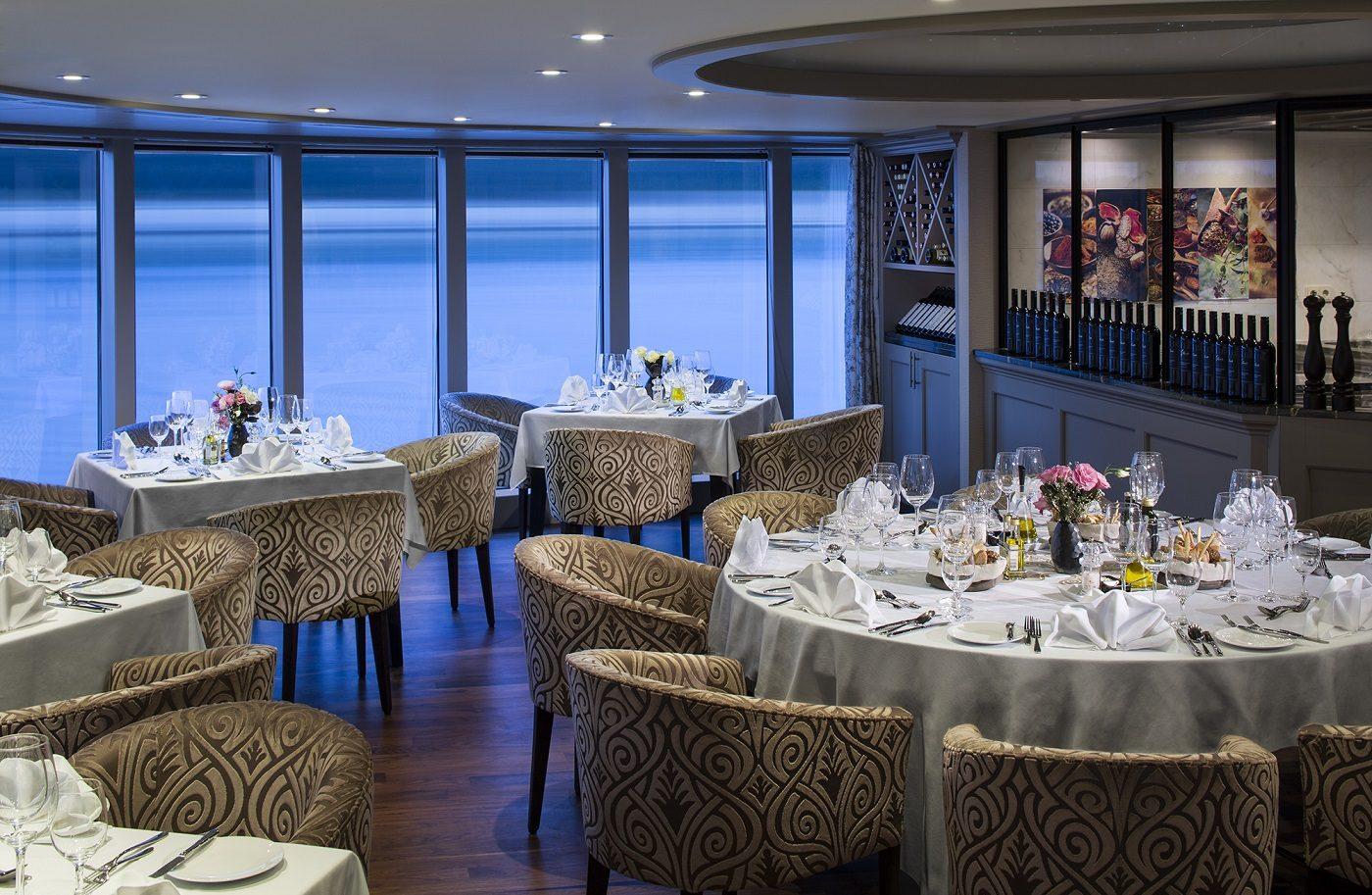 Erlebnis Restaurang ombord M/S AMA PRIMA
