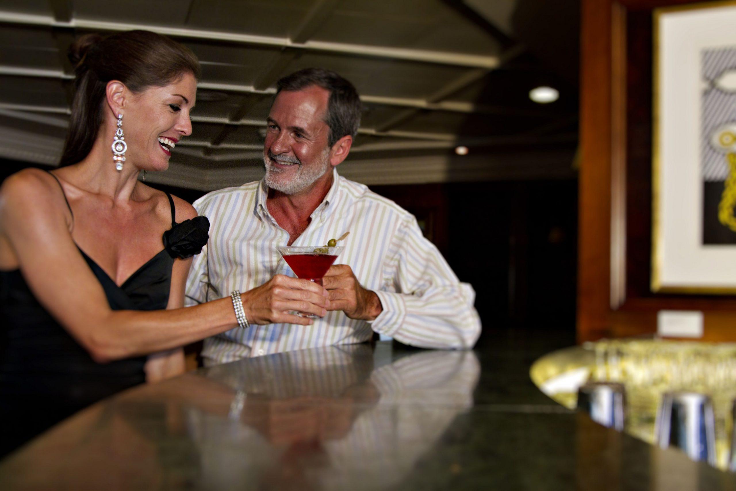 Martini Bar Azamara