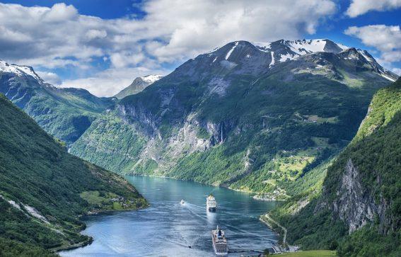 Norska fjorden