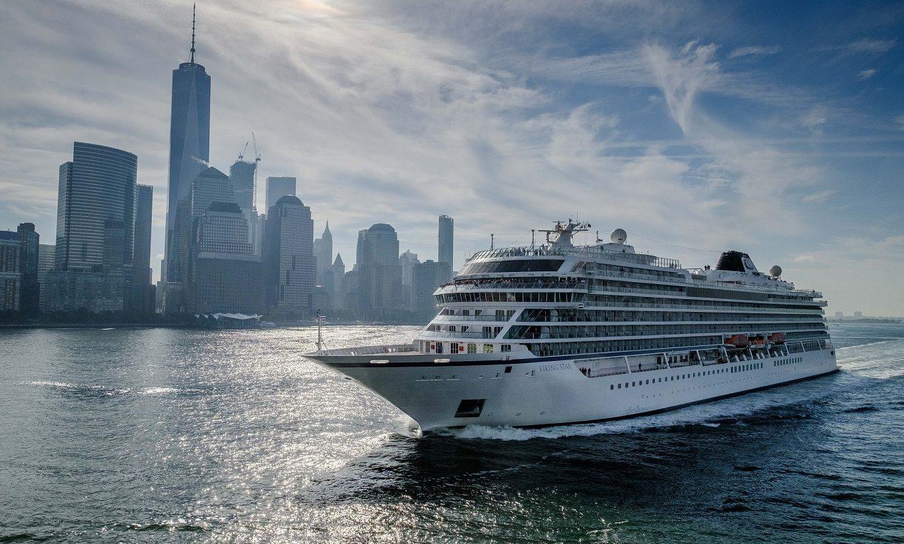 Viking Star i New York