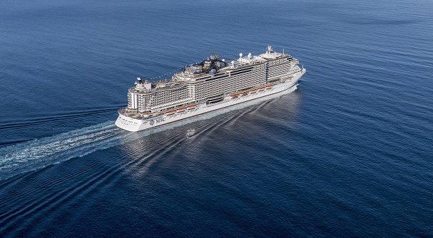 MSC fartyg