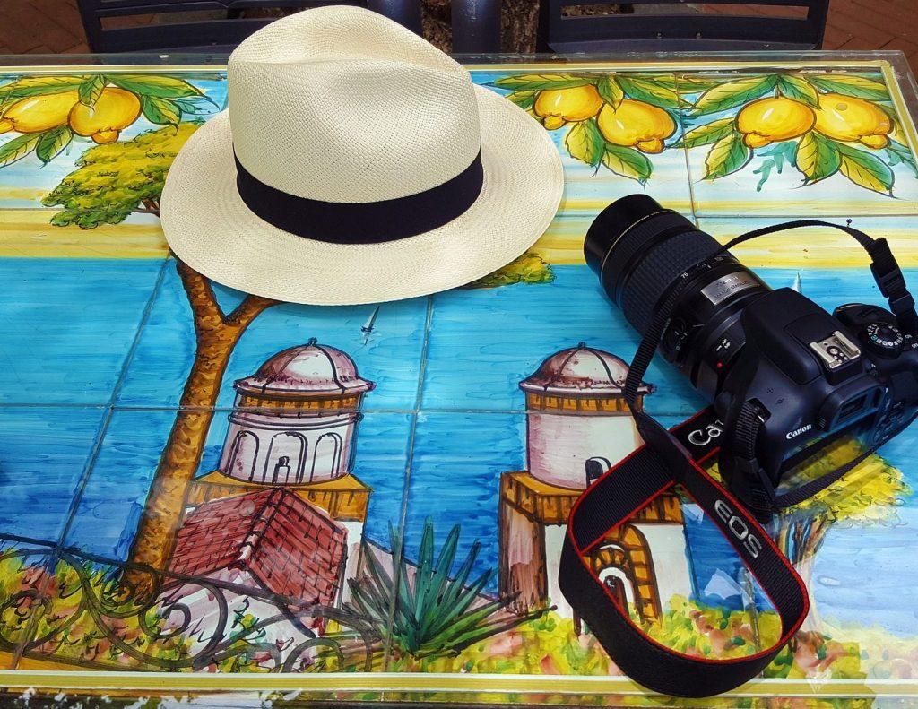 Utforska Amalfikusten