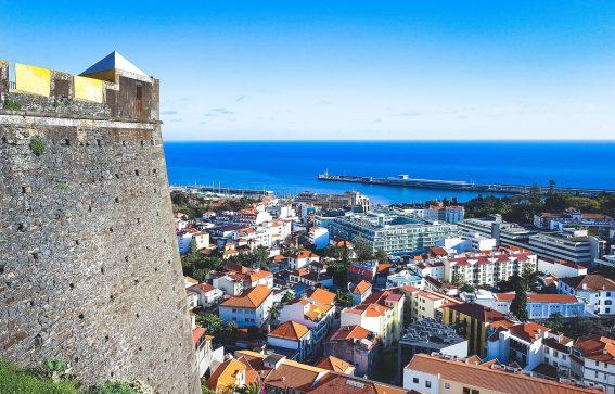 Slott Funchal