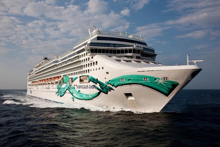 Norwegian Jade kryssningsfartyg